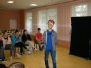 Warsztaty teatru pantomimy 14 - 16.05.2014